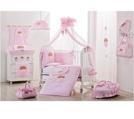 Coordinati neonato scontati lenzuolini copertine per culla e lettino lenzuola culla sotto - Sponde letto bambini prenatal ...