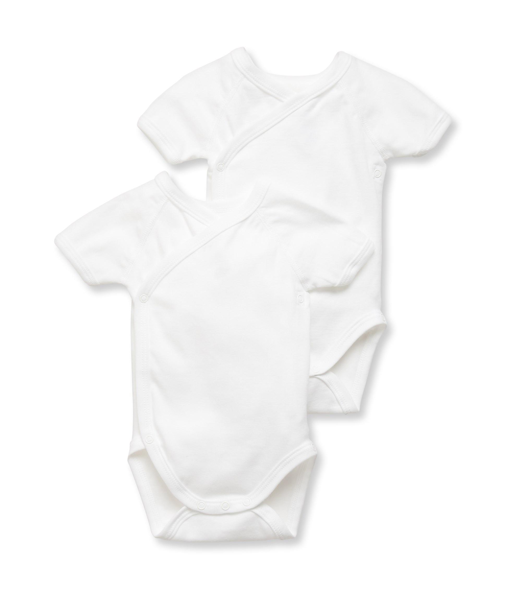 body nascita unisex maniche corte con 2pezzi art 15092 petit bateau colore bianco. Black Bedroom Furniture Sets. Home Design Ideas