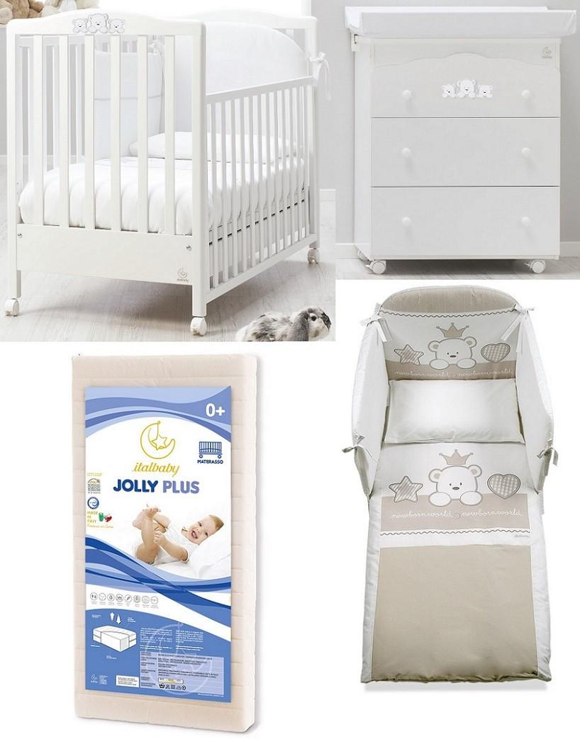 Offerta Italbaby Baby Re My Dream