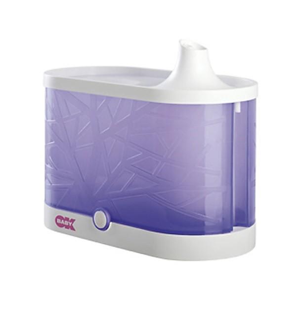 Umidificatore a caldo blur spa ok baby colore viola - Bagno caldo in gravidanza ...