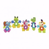 Massaggiagengive Nuby Animali con Ice-Gel art 473