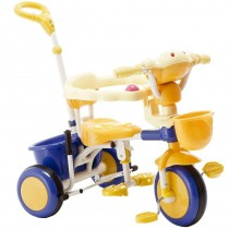 Triciclo Rolly Toys Boy & Girl col. Blu