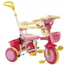 Triciclo Rolly Toys Boy & Girl col. Rosa