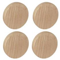 Set Maniglie Foppapedretti Ring Naturale