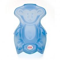 Sdraietta da bagno Ok baby Monkey col. Blu