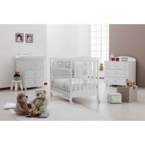 Camerette Complete ItalBaby Amici New Bianco in Offerta