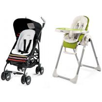 Cuscino Imbottito Pegperego Baby Cushion per Passeggini e Seggioloni