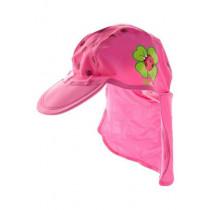 Cappellino con visiera Playshoes Rosa coccinella