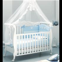 Lettino Trionfo Classic - Azzurra - colore Bianco - In Offerta
