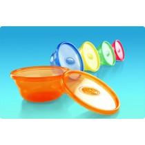 Scodelline Nuby Snack-Cups confezione 6 pezzi