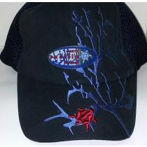 Cappellino con visiera Sterntaler art 17804 blu