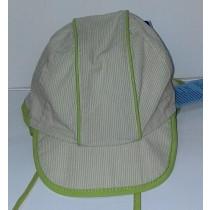 Cappellino con visiera Sterntaler art 21141 Bianco/verde