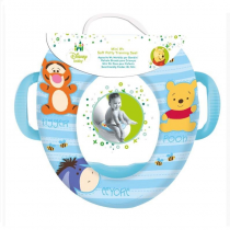 Riduttore WC con maniglie Winnie The Pooh disney baby - In Offerta