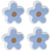 Set Maniglie Foppapedretti Fiore Celeste