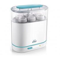 Sterilizzatore Avent a Vapore Elettronico 3 in 1