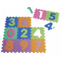 Tappeto componibile Play Shoes Mat Puzzle 10pz