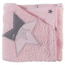 Accappatoio a Triangolo Stella Converse - Picci - colore Rosa SCONTATO
