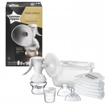 Tiralatte Manuale Tommee Tippee Closer to Nature