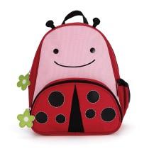 Zaino per scuola Skip Hop Coccinella colore Rosso/Rosa