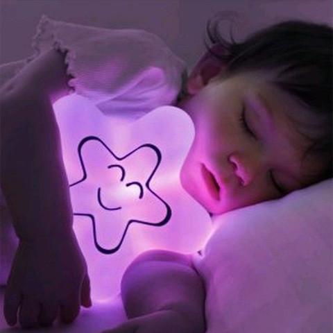 Lampada Notturna Quaranta Settimane Baby Lamp Stellina