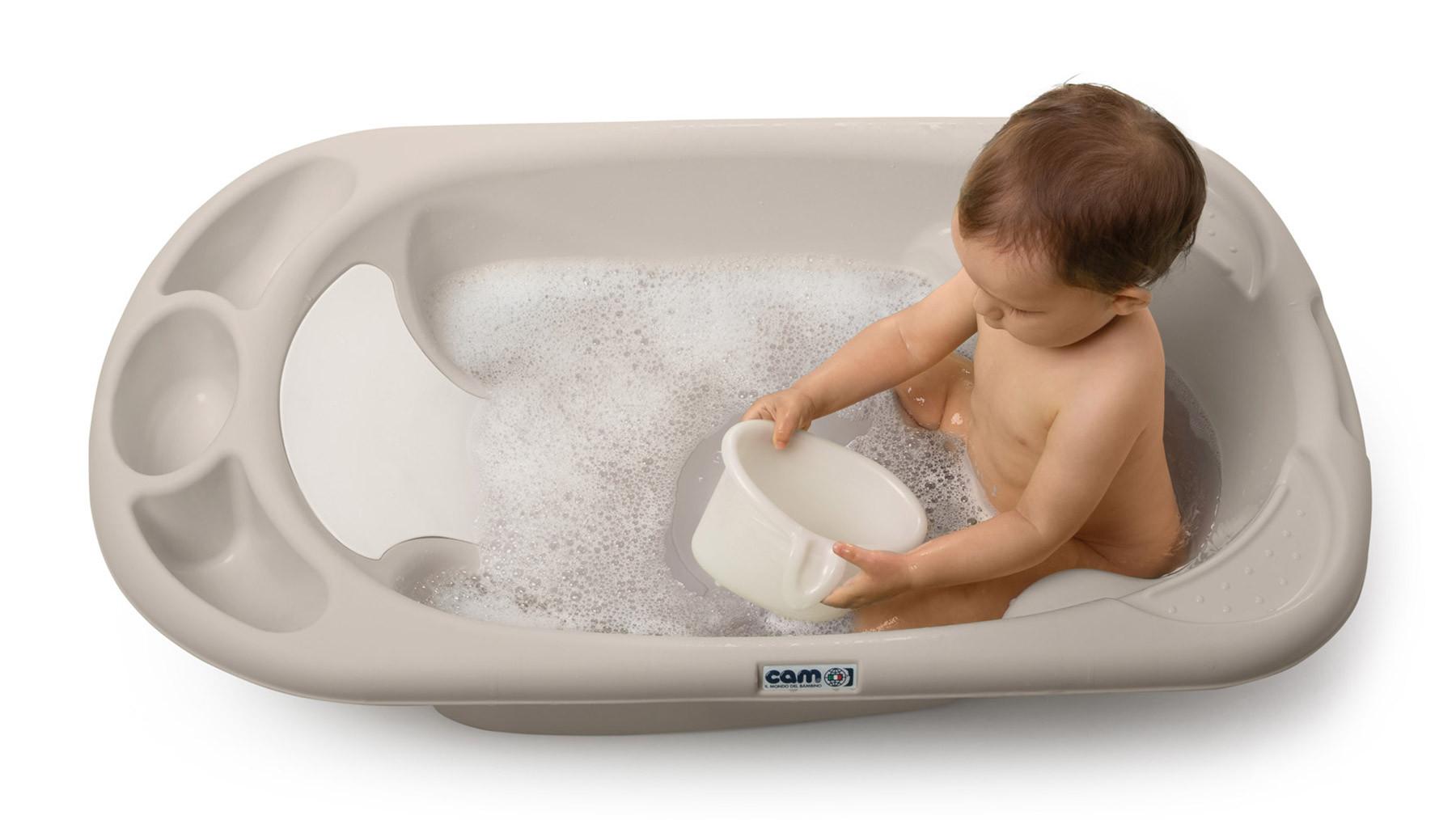 Baby Bagno Vaschetta Per Neonati Cam 2 Sedute Anatomiche E Antiscivolo In Offerta Sotto Il Cavolo